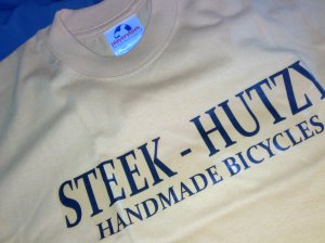 Steek-Hutzy Shirt by Playertees