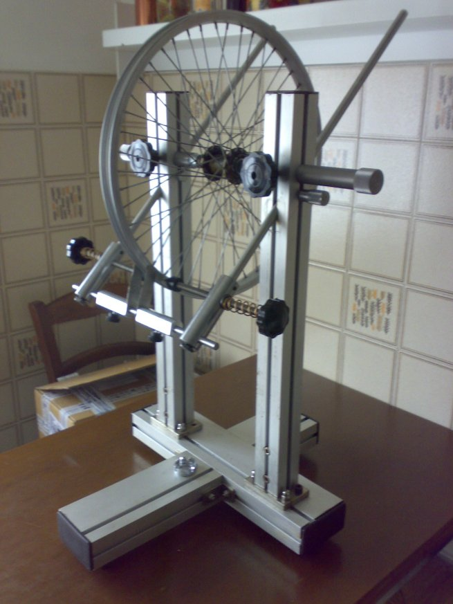SH PTS-1000 Truing Stand