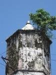 La torre del ferrocarril