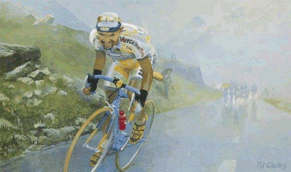 Pantani's Alpe d'Huez ascent Record still up. – S K A T O ...